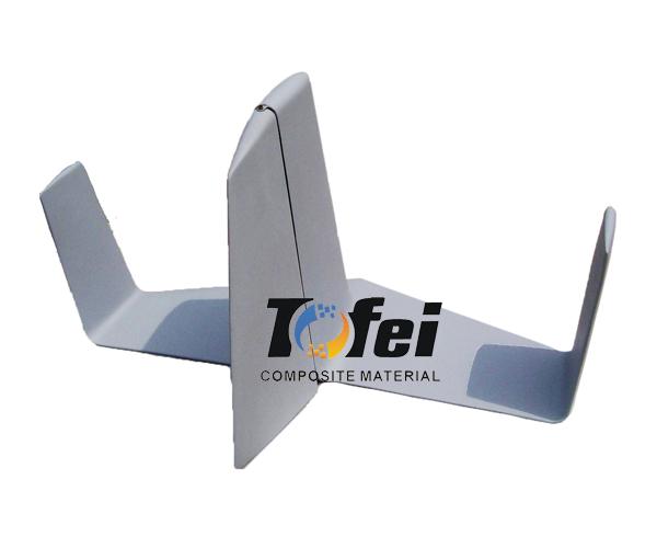 碳纤维飞机尾翼