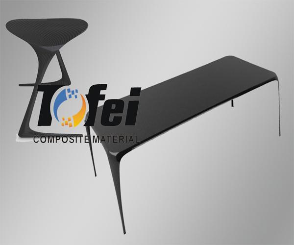 碳纤维桌椅