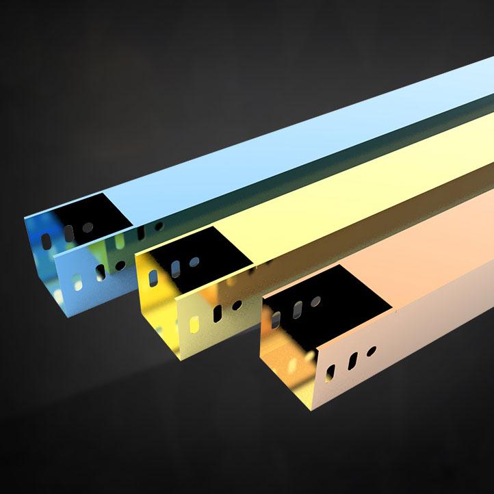 陕西槽式电缆桥架