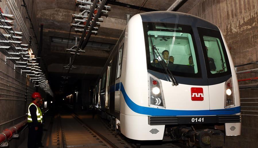 西安地铁1号线