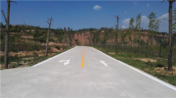 河南道路标线施工