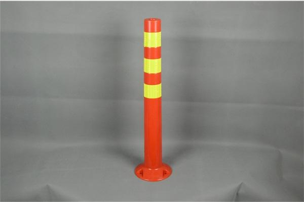 河南停车场设施—弹力柱