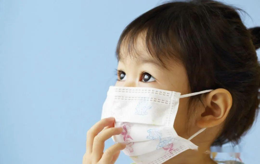 儿童口罩国标发布 防护效果不低于90%