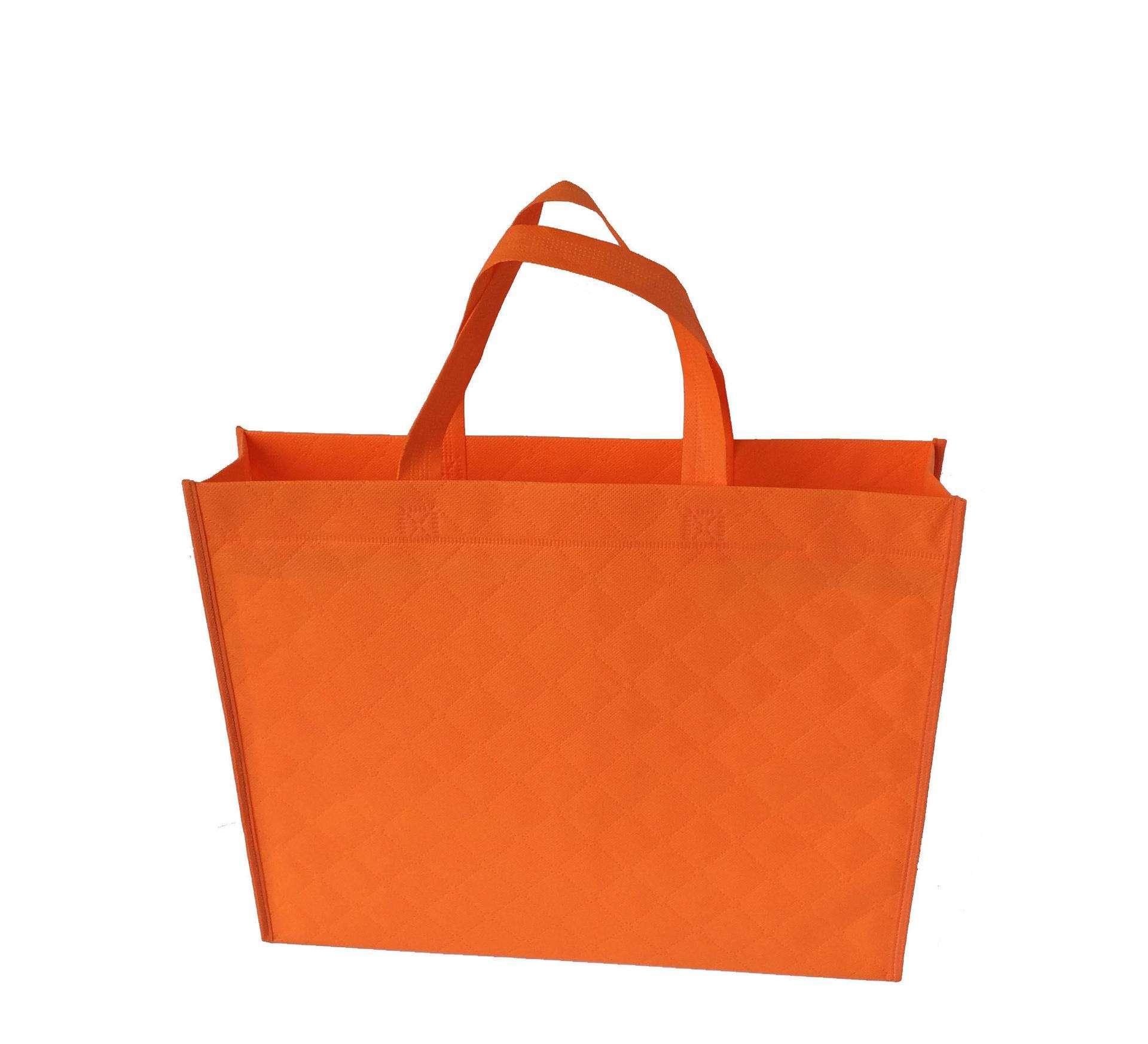 保定包裝袋無紡布制成的無紡布包裝袋有哪些塑料袋無可取代的優點呢?