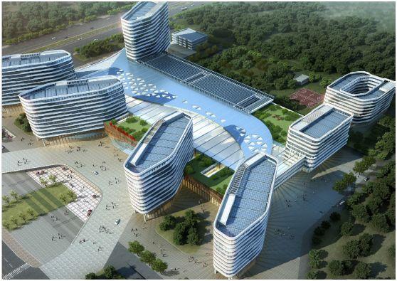 绿色医院,未来可期
