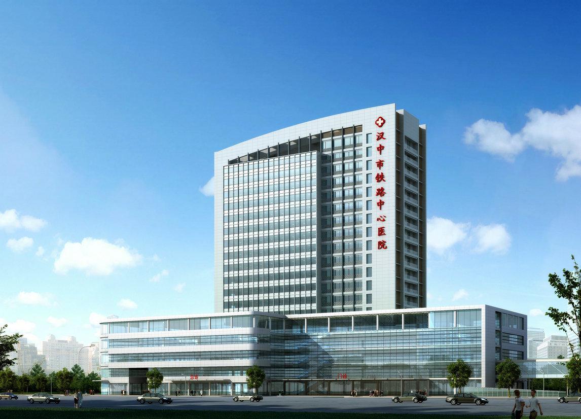 汉中市铁路中心医院(市妇女儿童医院)医用门应用案例