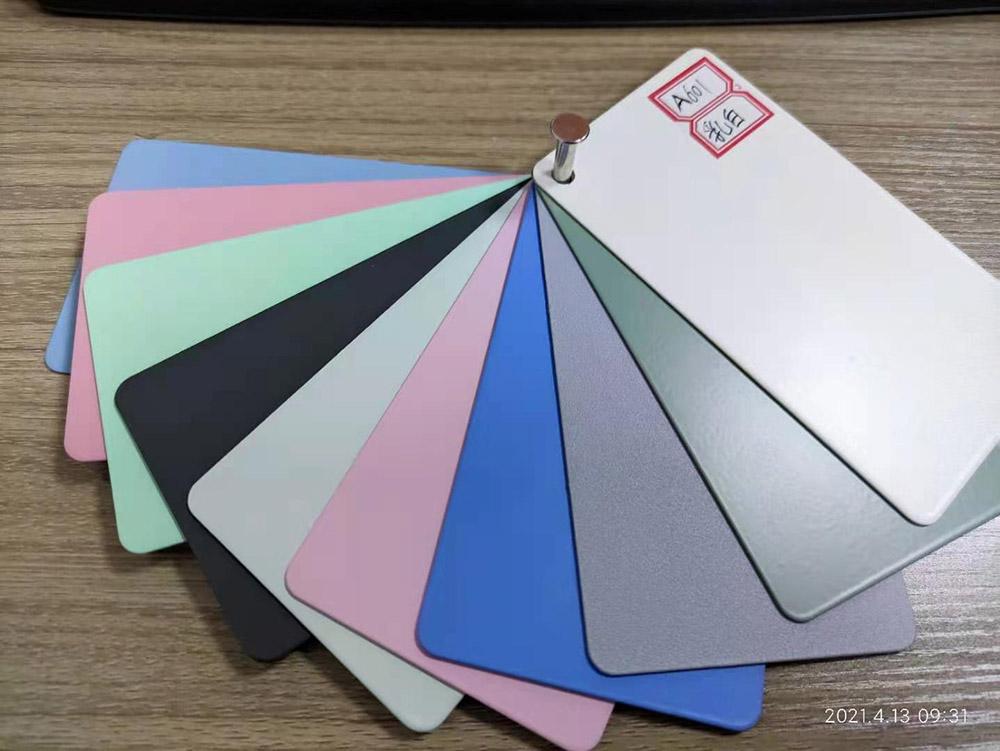 哪些颜色适用于医用钢制病房门的常用颜色