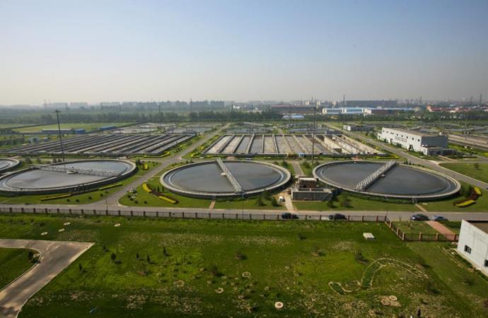 山西工业污水处理