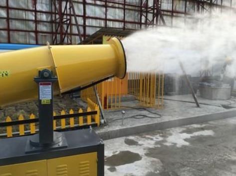 苏源能源科技-大棚专用微米级环保雾炮介绍