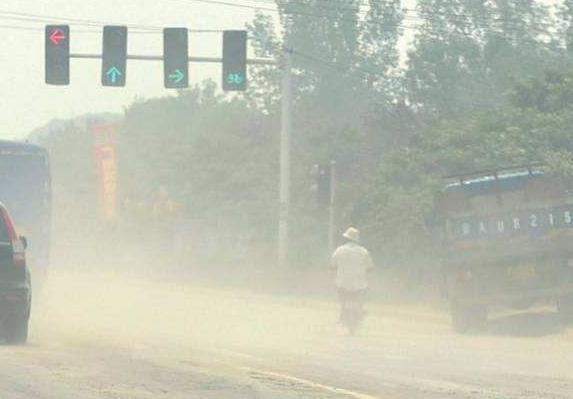 无组织扬尘管控方案