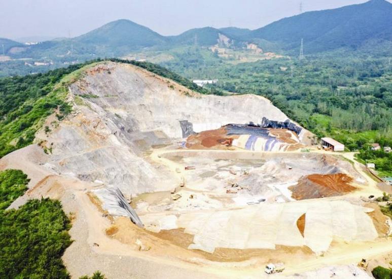 山西矿山修复方案