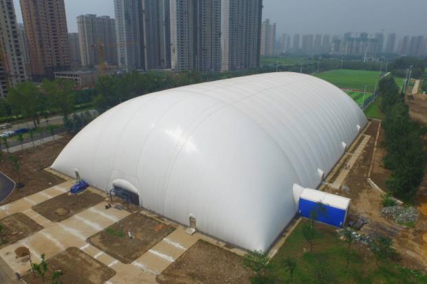 苏源能源科技气膜煤棚的优势都有哪些呢?