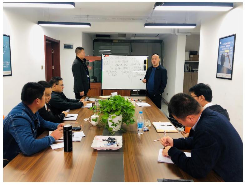 苏源环境科技股份有限公司营销管理中心召开 2021 年上半年市场开发计划研 讨会,营销管理中心任务指标 1.8 亿元