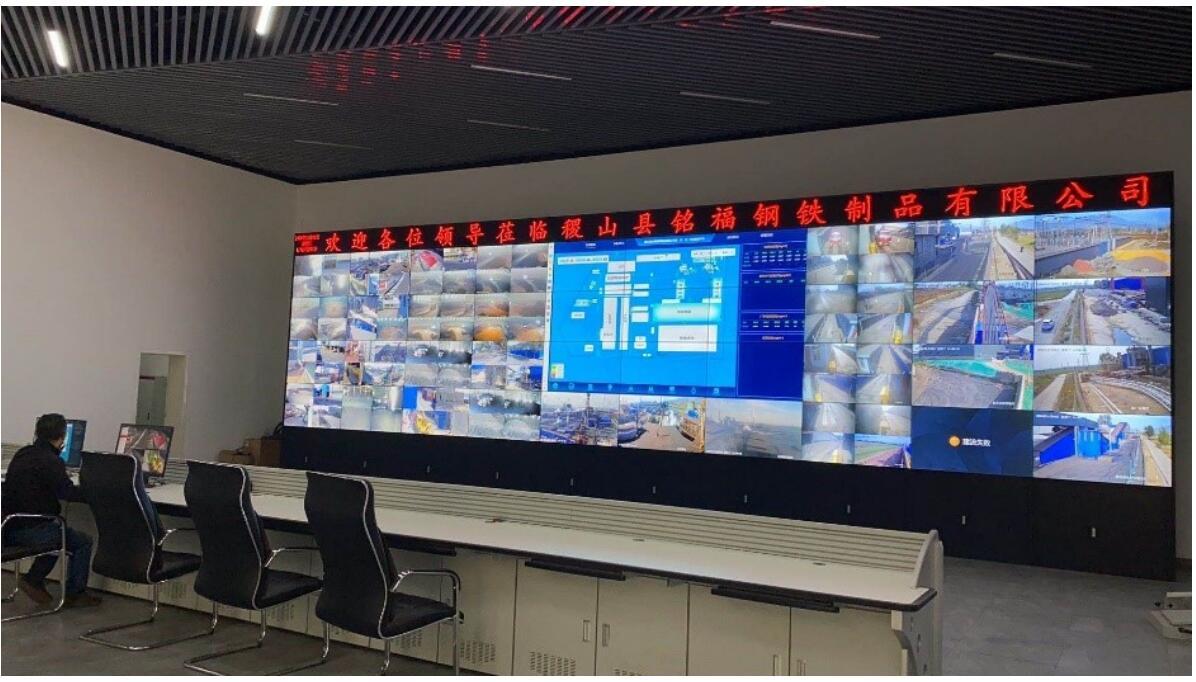 祝贺我司标杆项目,山西稷山县铭福钢铁制品有限公司无组织排放管控治一体 化项目预验收合格