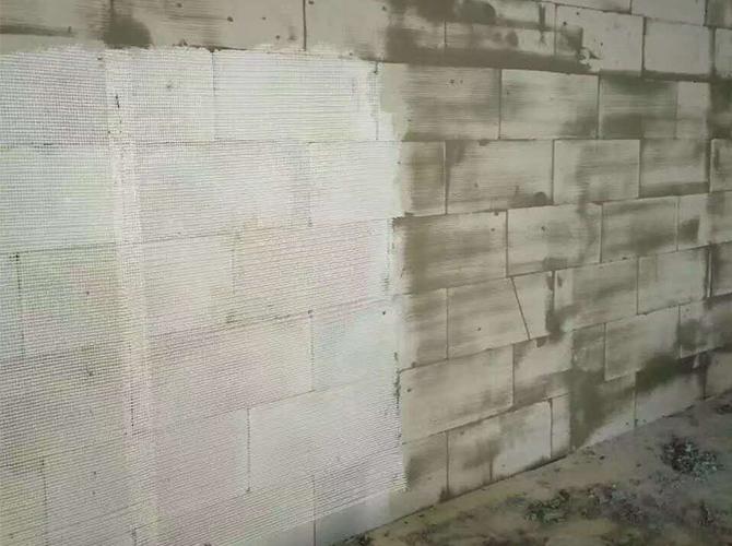 轻质砖隔墙施工
