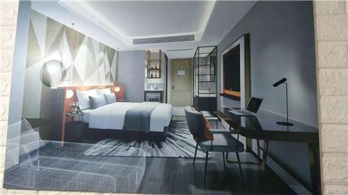 西安诺富特酒店酒店轻质隔墙合作案例