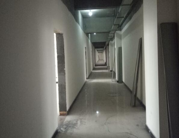 陕西轻质砖隔墙施工案例