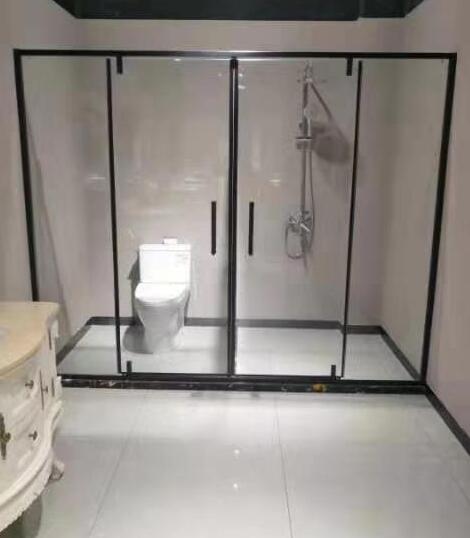 延安民宿淋浴房安装