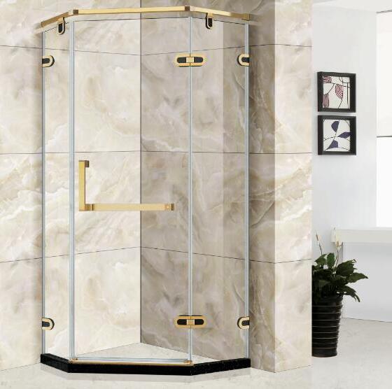 西安半透明淋浴房