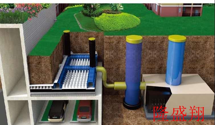城市污水排水系统的主要组成部分