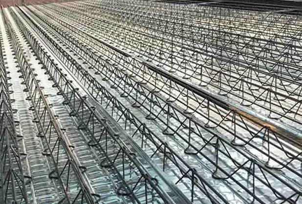 成都桁架楼承板在开设空洞时这五点要注意了