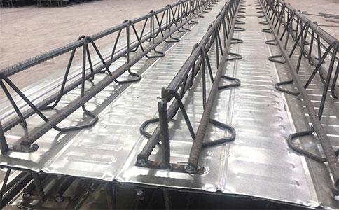 成都钢筋桁架楼承板与普通楼承板的差距比较