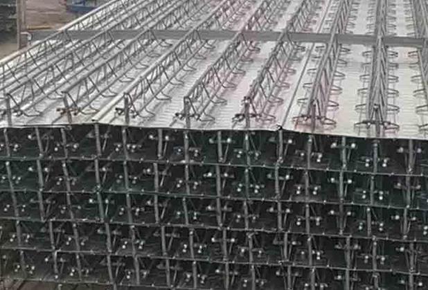 鋼筋桁架樓承板安裝要注意些什么,一起來看看
