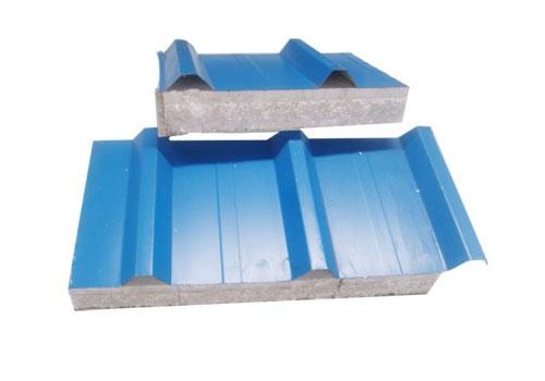 如何提高彩钢夹心板的防火性能?