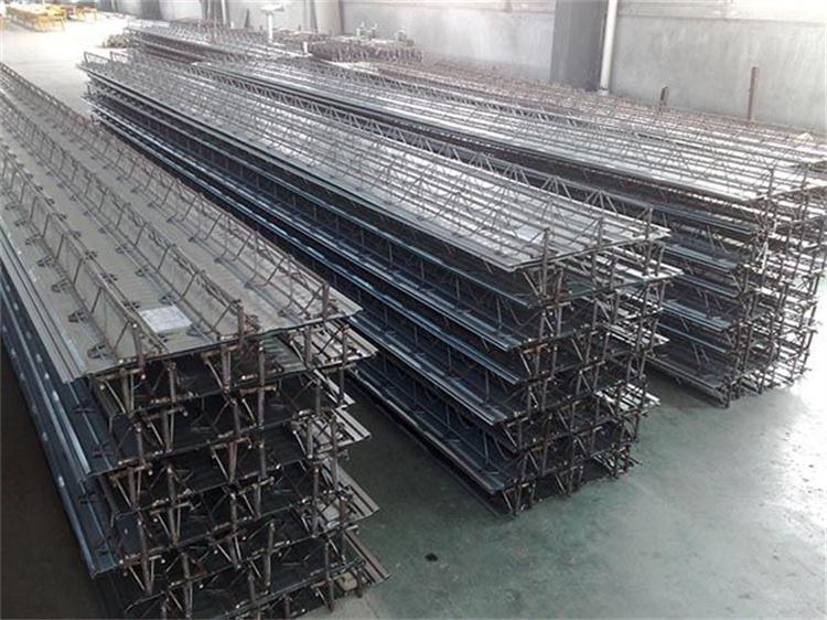 浅谈钢筋桁架楼承板的那些安装顺序