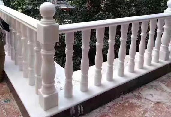 怎么增加四川汉白玉栏杆的安全性能?