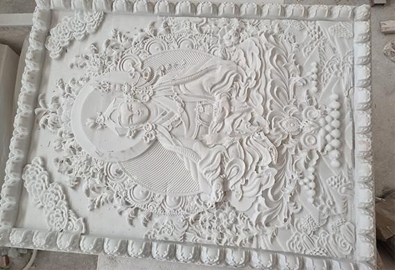 我们在雕刻四川汉白玉浮雕时有哪些方法