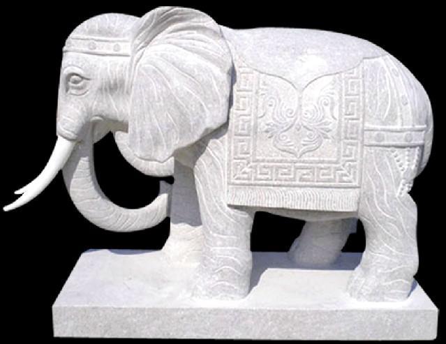 四川汉白玉雕塑厂家告诉你如何保养汉白玉作品