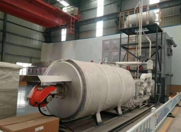 导热油热载体锅炉的除垢方法