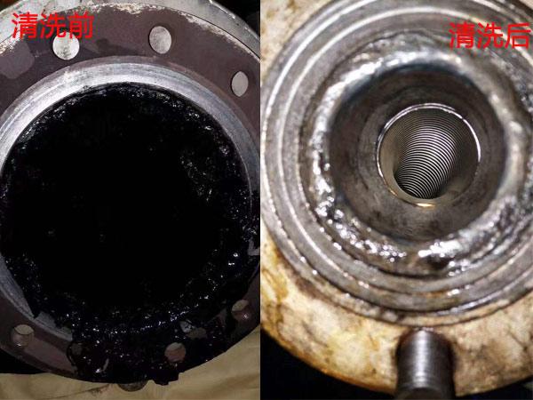 我公司清洗导热油炉系统验收标准