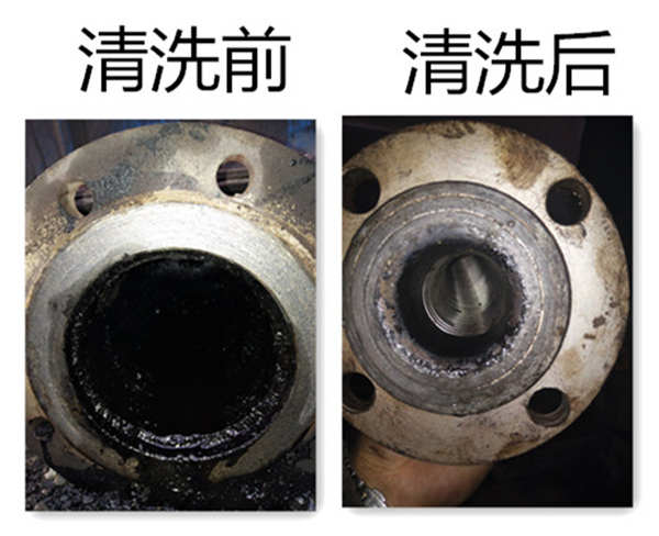 导热油锅炉清洗