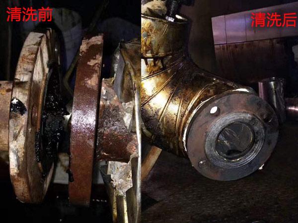 导热油炉与循环系统结碳清洗后的四大好处