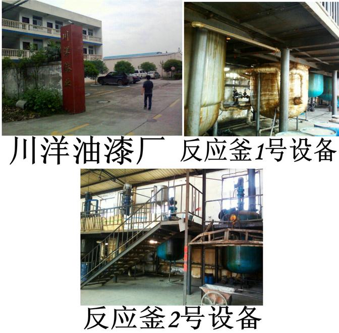 成都川洋漆业有限公司导热油炉清洗