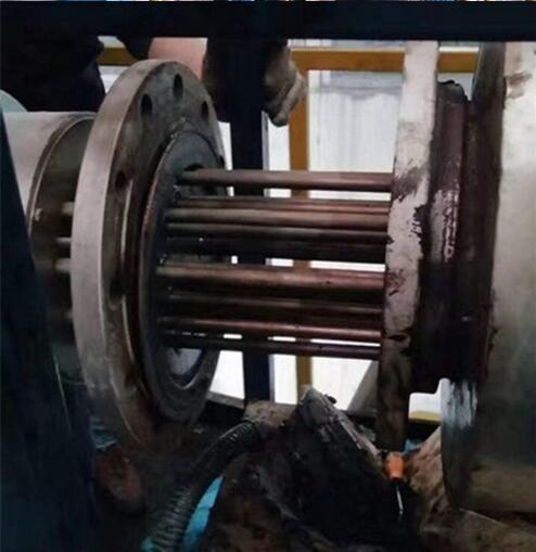 成都导热油管道清洗