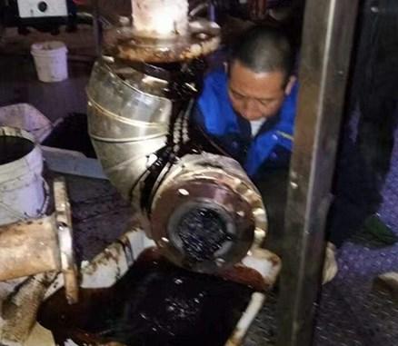成都导热油炉清洗的强力清除