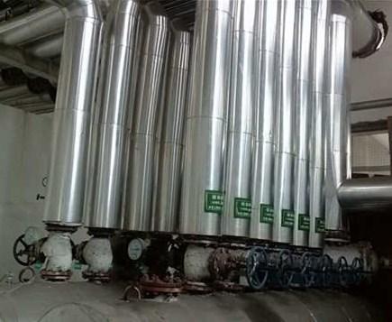 路喜舒分享:导热油炉的安装注意事项以及调试要求!