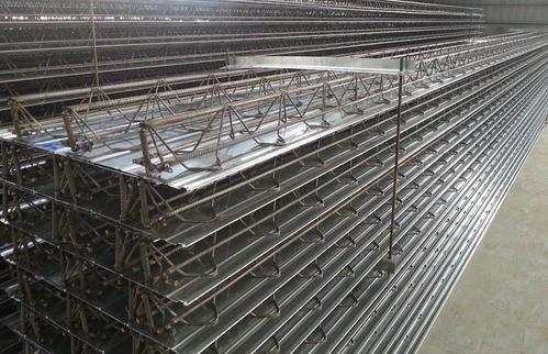 成都钢筋桁架楼承板合作案例