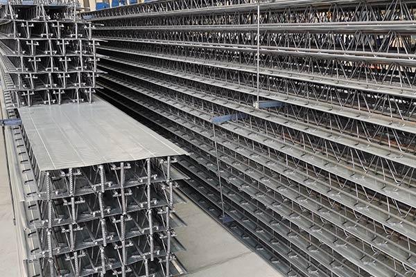 专注成都钢筋桁架楼承板施工细节,提高施工安全,改善施工环境