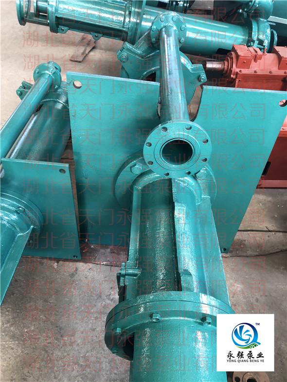 65Q-YQLPR/65Q-LPR立式渣浆泵整机系列