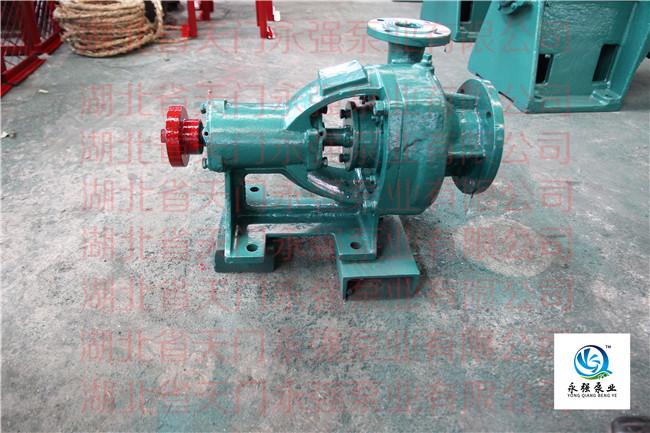 对于清水泵和污水泵的区别简述