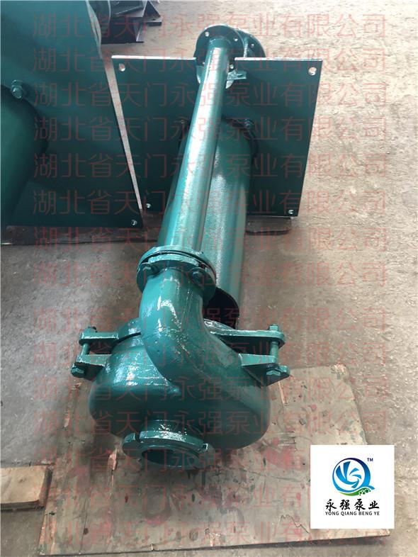 100R-YQLP/100R-LP立式渣浆泵整机系列