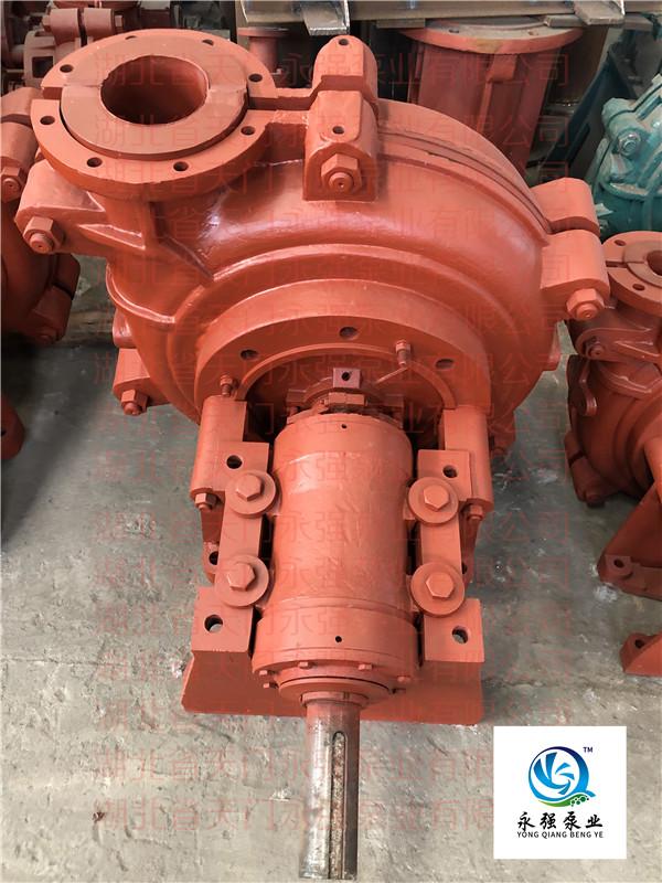 衬胶渣浆泵系列