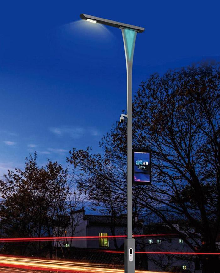 太阳能智慧照明:路灯智能控制系统【解决方案】