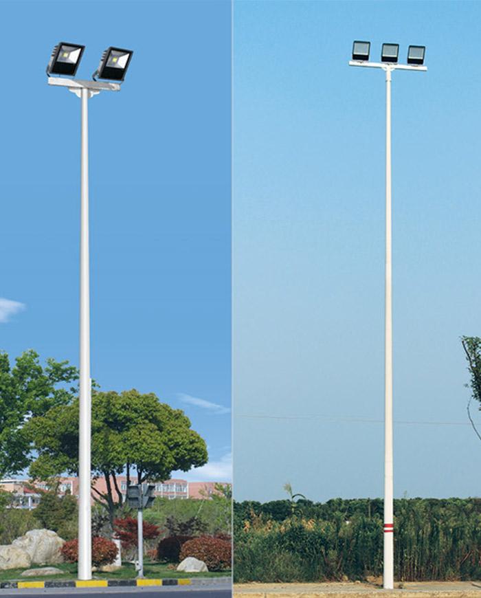 太阳能高杆灯图片展示