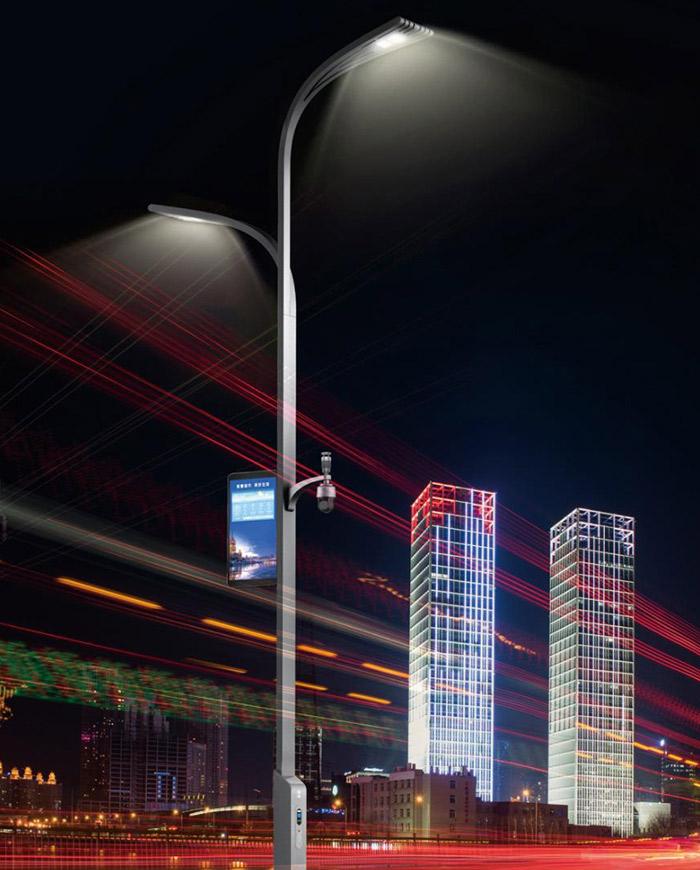 智能路灯望成为应用.广的物联网基础建设之一