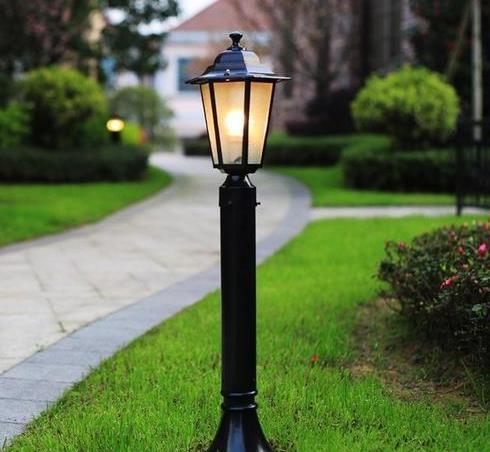 太阳能草坪灯的原理和优势是什么